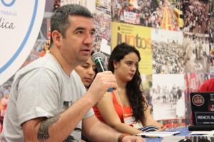 Leandro Taques: contraposição à grande mídia é necessária